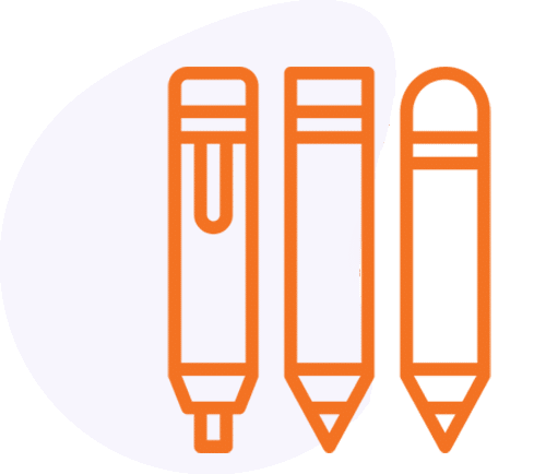 Promotional pens icon