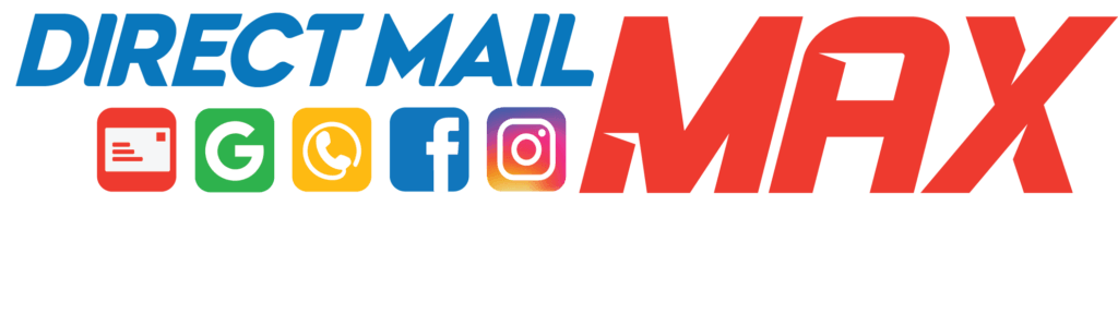 Direct Mail MAX Logo