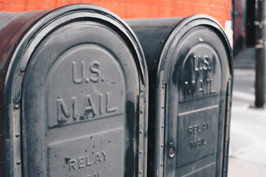 direct mail mailboxes