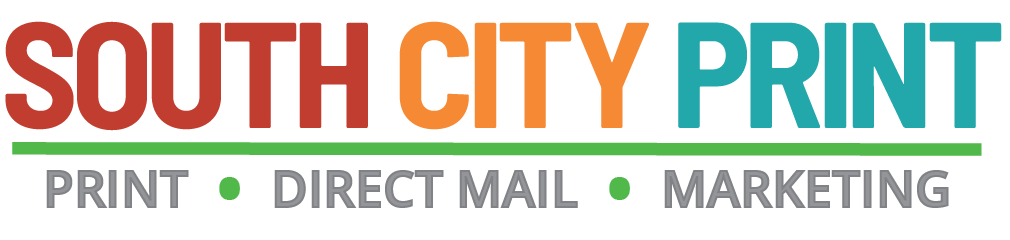 south city print logo
