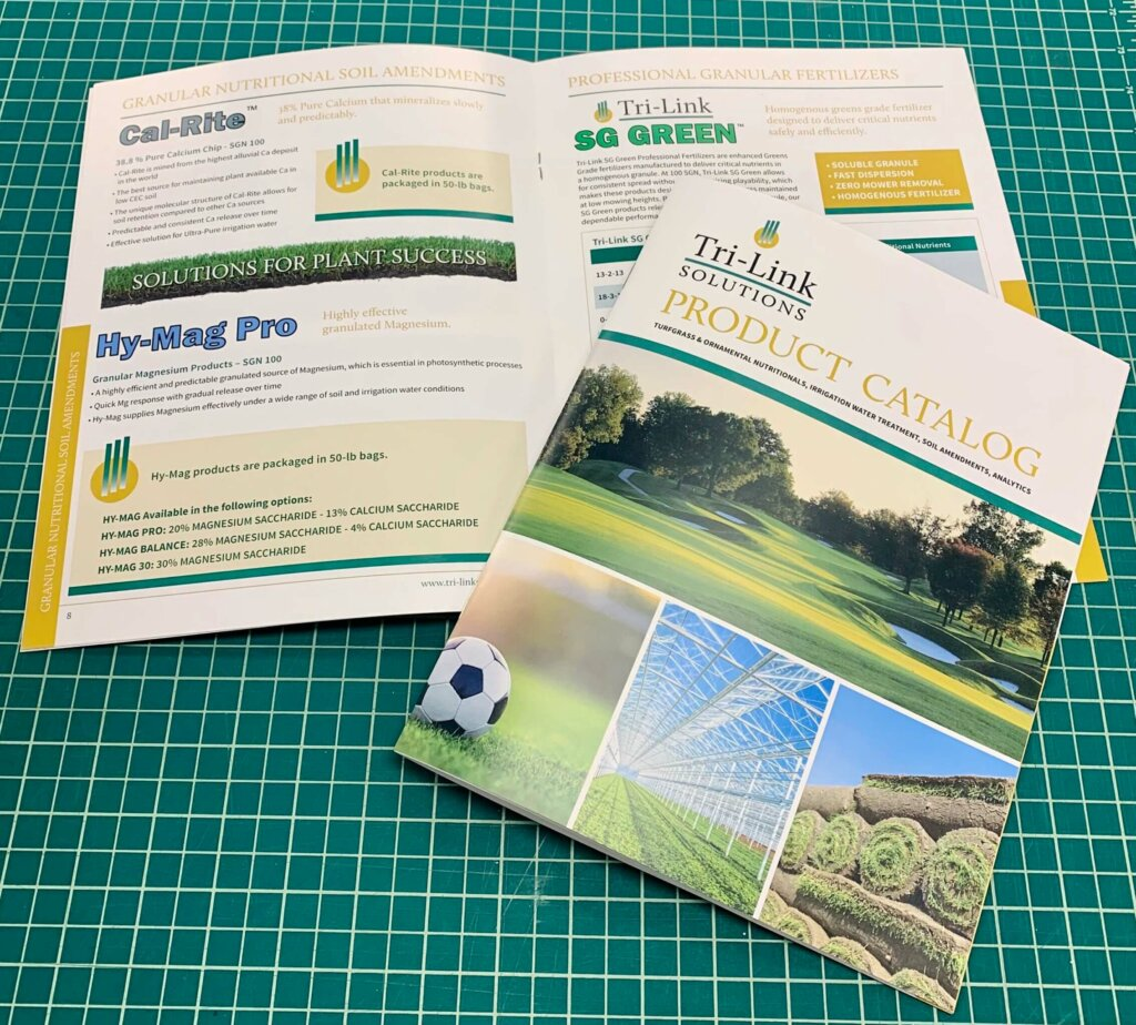 Catalogues are a key print marketing material