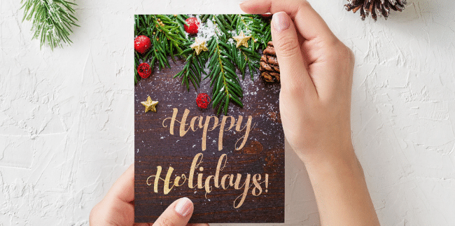 Why You Should Send A Holiday Direct Mail Campaign