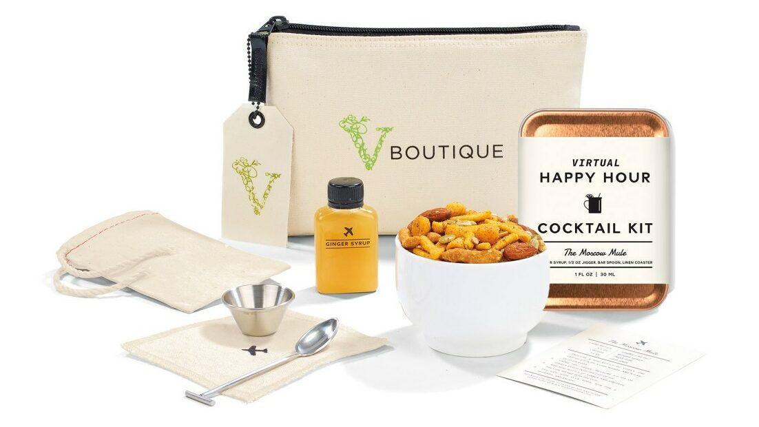 Virtual Happy Hour Cocktail Kit